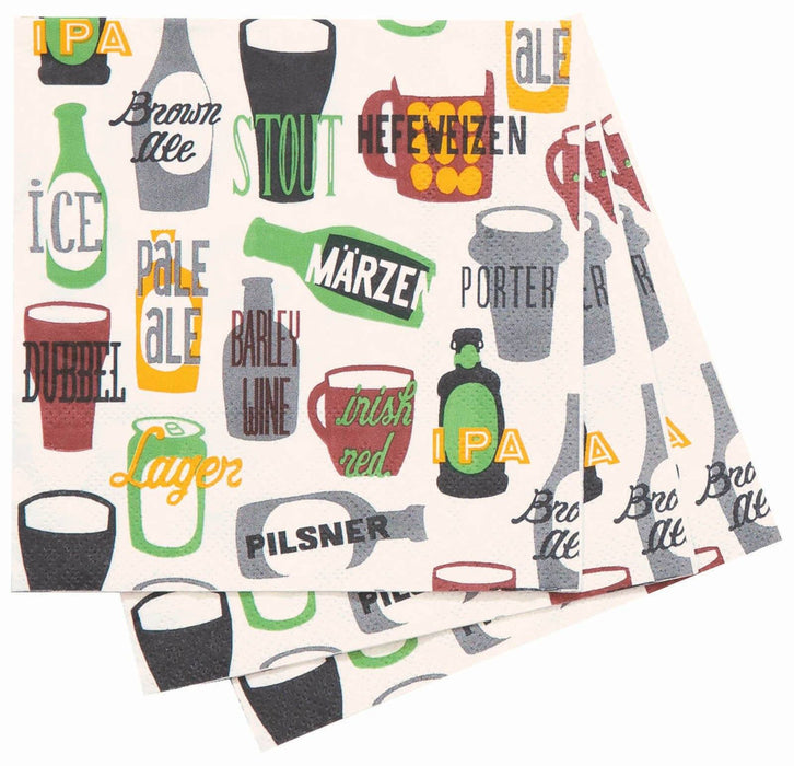Beer Cocktail Napkin NAPKIN_PAPER rfp-home