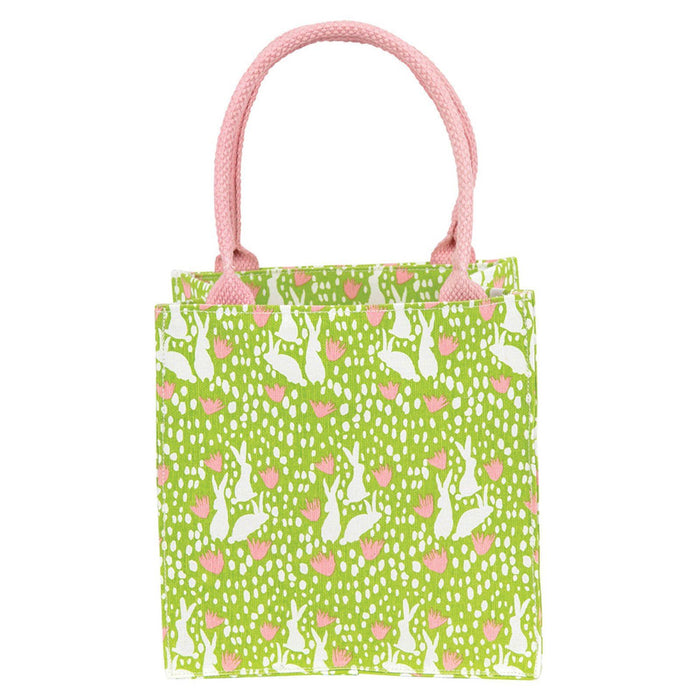 Bunnies Green blu Itsy Bitsy, Pack of 4 (Price is per Bag) ITSYBITSY rfp-blu