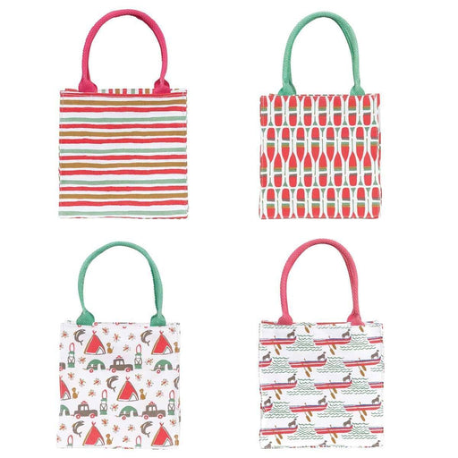 Camp Life Itsy Bitsy Gift Bags Pack of 8 (Price is per Bag) ITSYBITSY rfp-totes