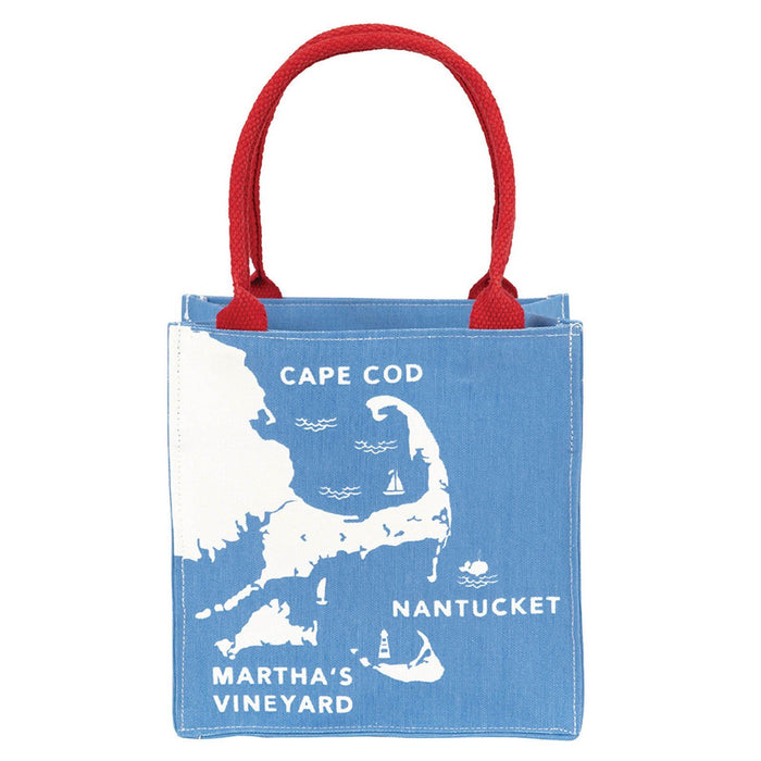 Coastal Cape blu Itsy Bitsy, Pack of 4 (Price is per Bag) ITSYBITSY rfp-blu