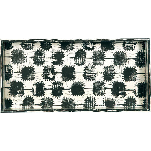 "Dominique 10"" x 20"" Art Tray TRAY-RECTANGULA rfp-home"