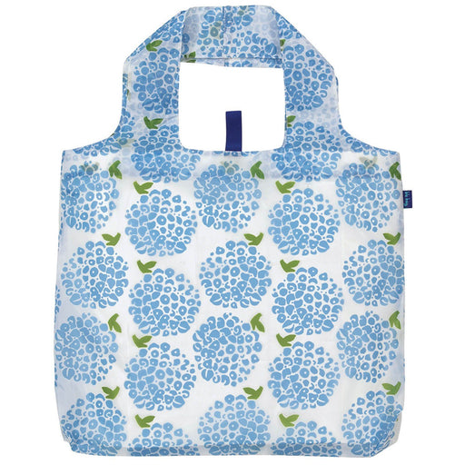 Hydrangea Blue blu Bag Reusable Shopping Bag BLUBAGS rfp-blu