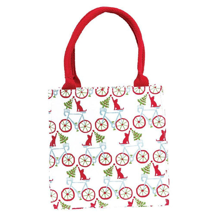 Jolly Jubilee Red Itsy Bitsy Gift Bags, Pack Of 8 (Price is per Bag) ITSYBITSY rfp-totes