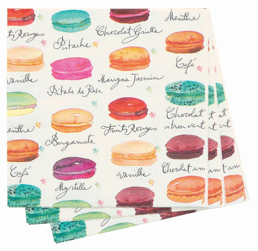 Macaroons Cocktail Napkin NAPKIN_PAPER rfp-home