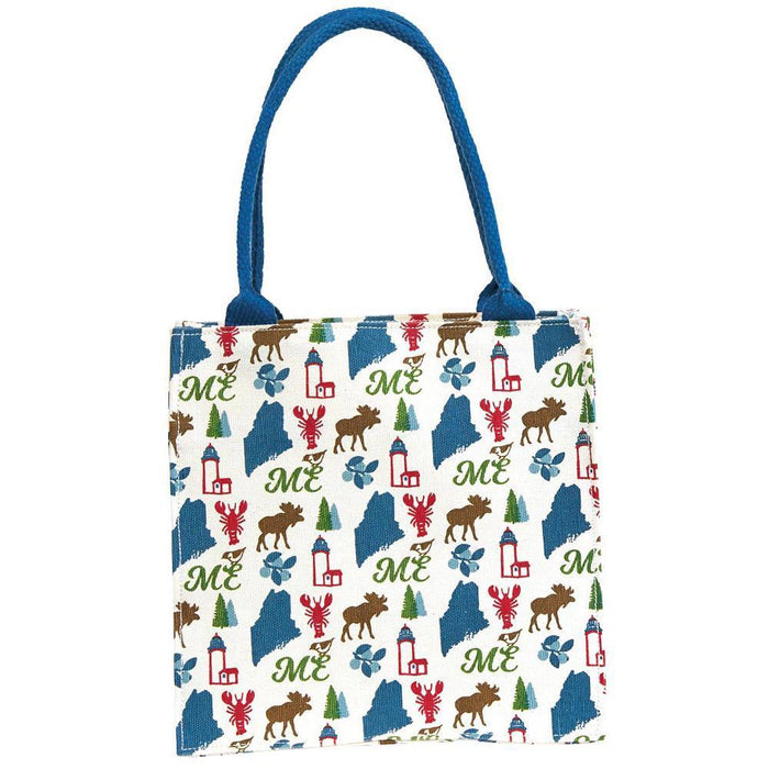 Maine Blue Itsy Bitsy Gift Bags, Pack Of 4 (Price is per Bag) ITSYBITSY rfp-totes