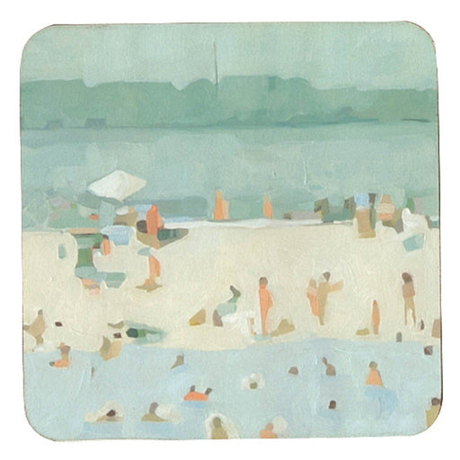 Sandbar Square Art Coasters - Set of 4 HARDCOASTERS rfp-home
