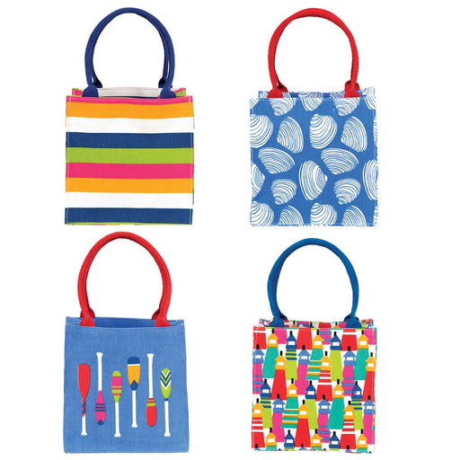 Seaside Summer blu Itsy Bitsy, Pack of 8 (Price is per Bag) ITSYBITSY rfp-blu