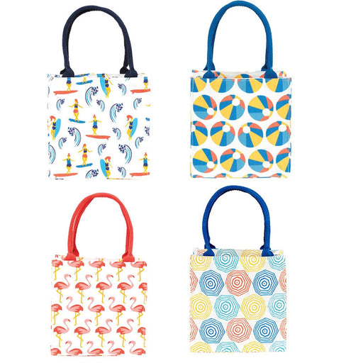 Summer Splash blu Itsy Bitsy, Pack of 8 (Price is per Bag) ITSYBITSY rfp-blu
