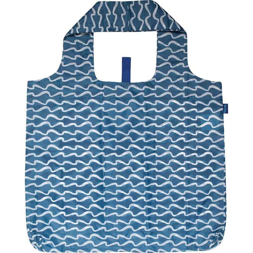 Surf Blue Blu Bag Reusable Shopping Tote BLUBAGS rfp-blu