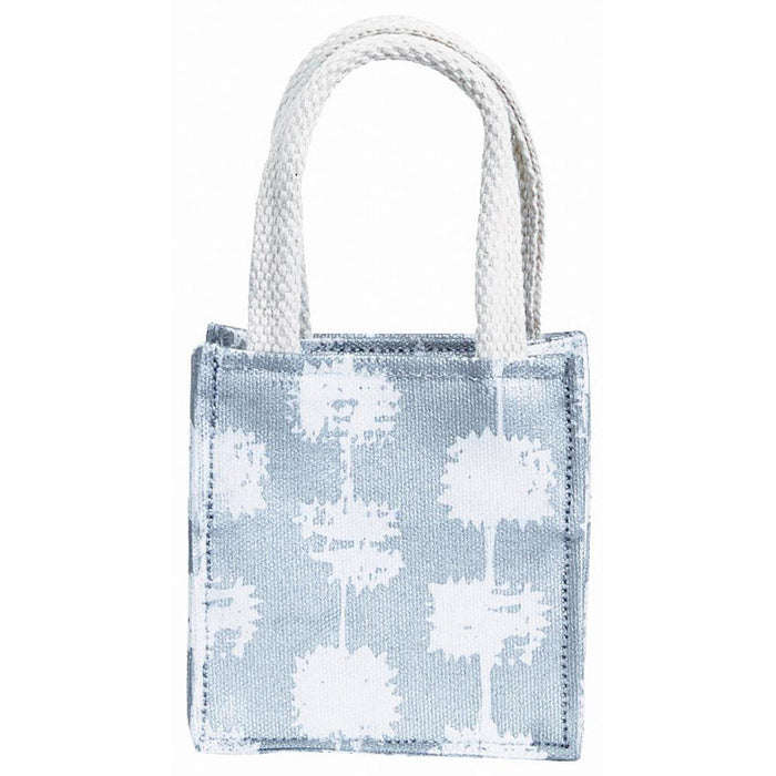 Wintery Silver Metallic Small Itsy Bitsy Gift Bags, Pack Of 8 (Price is per Bag) ITSYBITSYSMALL rfp-totes
