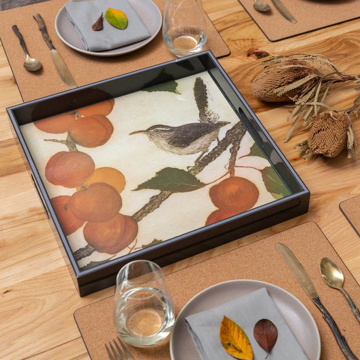 "Wren 15"" x 15"" Art Tray TRAY-SQUARE rfp-home"