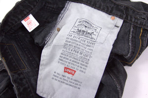 Levi's 550 Vintage Washed Black Jeans 32/34 - secondfirst