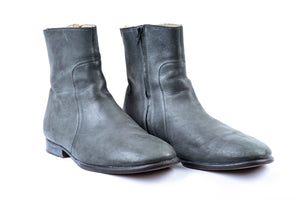 Maison Martin Margiela x H&M Men's Mould Effect Gray Boots, EU 44