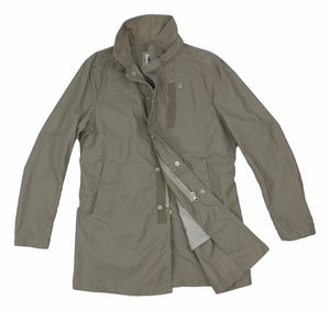 G-Star Men's Garber Gunner Trench Jacket, SIZE L - secondfirst