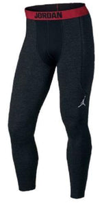 Nike Jordan AJ Compression Shield Tight Pants Training, XL - secondfirst