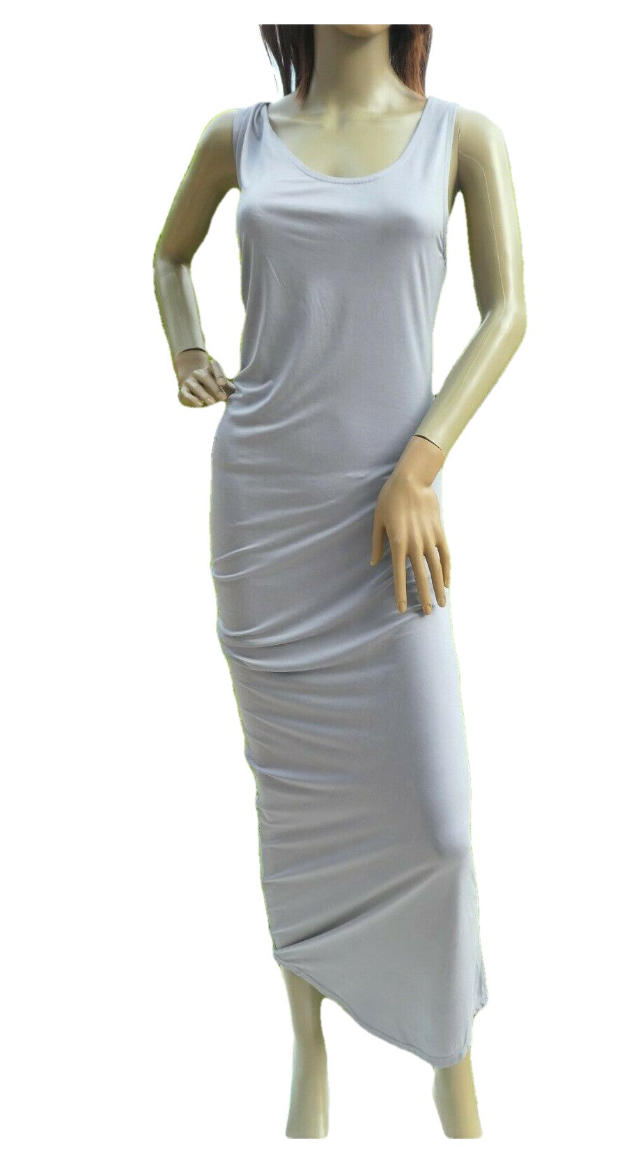Maison Martin Margiela MM6 Maxi Fitted Dress, XS - secondfirst