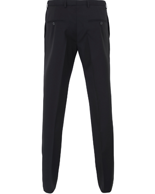 J. Lindeberg 100% Wool Black Pants SIZE US 36, EU 54 - secondfirst