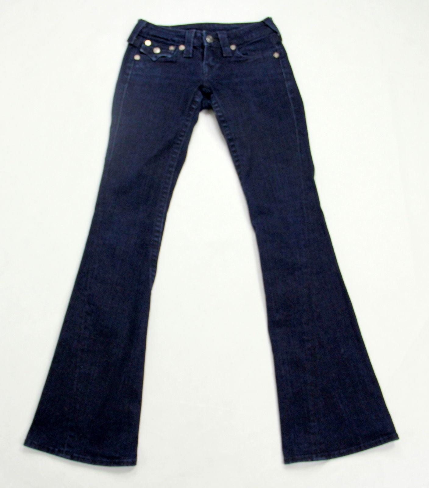TRUE RELIGION Flared JEANS, SIZE 24 - secondfirst