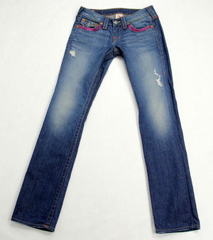 TRUE RELIGION STRETCH JEANS, 27 - secondfirst