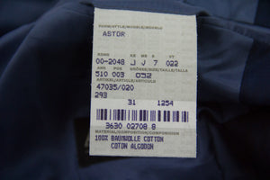 HUGO BOSS Astor Solbiati Cotton Herringbone Blazer, US 42R/EU 52 - secondfirst