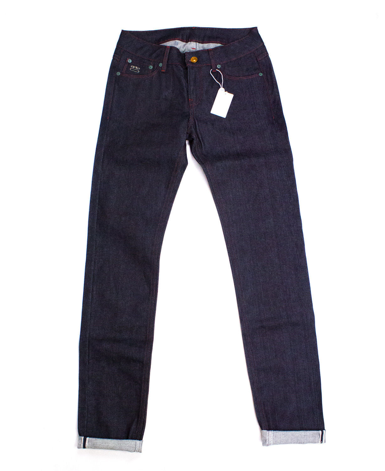 G-STAR RAW 3301 Skinny S.E. Selvedge Jeans SIZE 28/34 - secondfirst