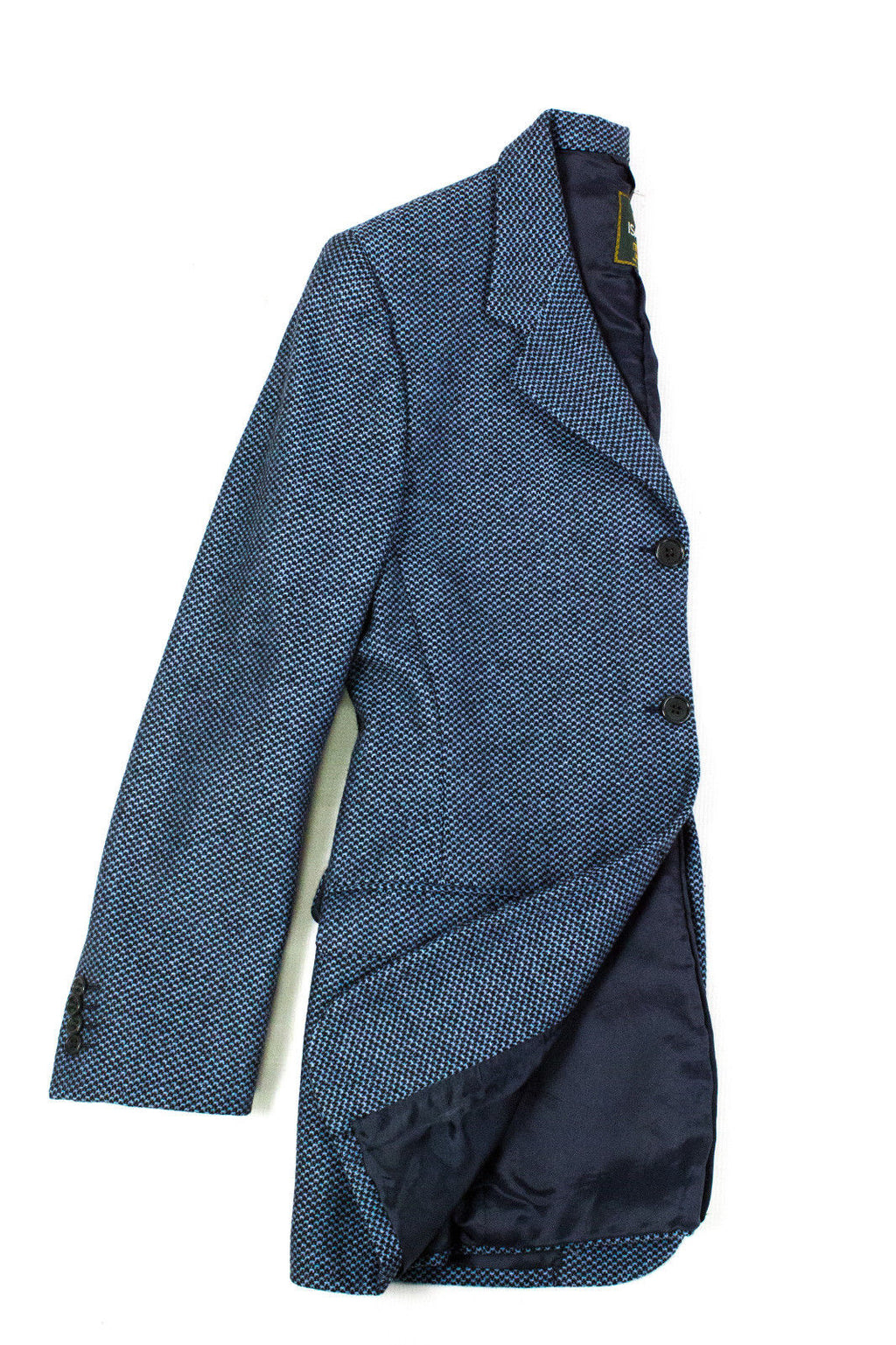ISAIA 100% Cashmere Tailored Smart Blazer Jacket, SIZE USA 10 - secondfirst