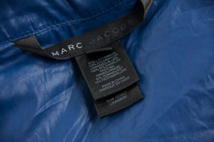 MARC JACOBS Blue Puffer Down Vest SIZE M - second_first
