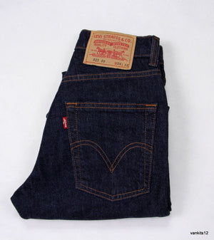 LEVI'S 525 Women's Vintage Blue Flare REAL DENIM Jeans, 26/32 - secondfirst