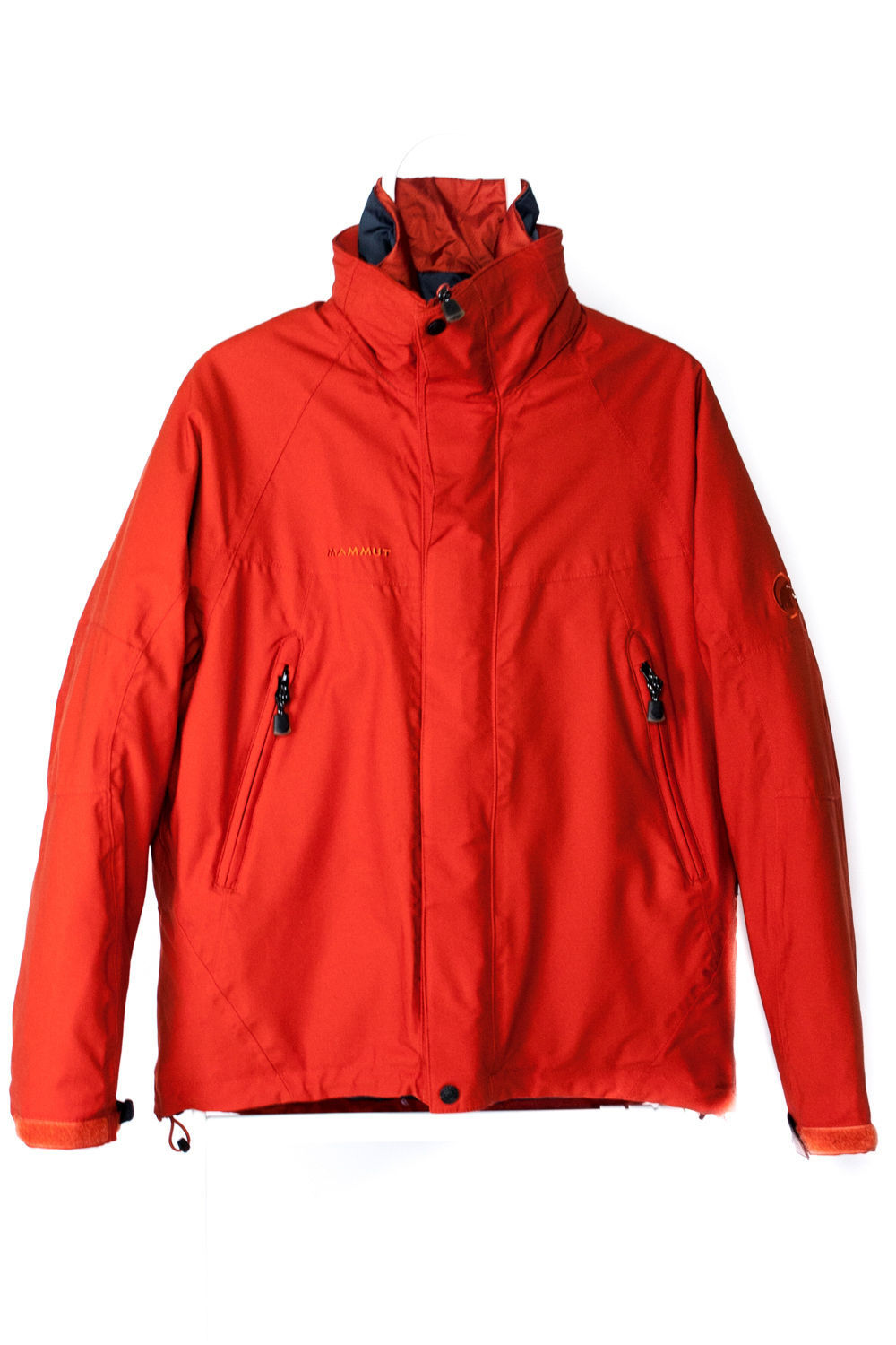 MAMMUT Zip In Dry Tech® Weatherproof Outdoor 2 in 1 Jacket SIZE S - secondfirst