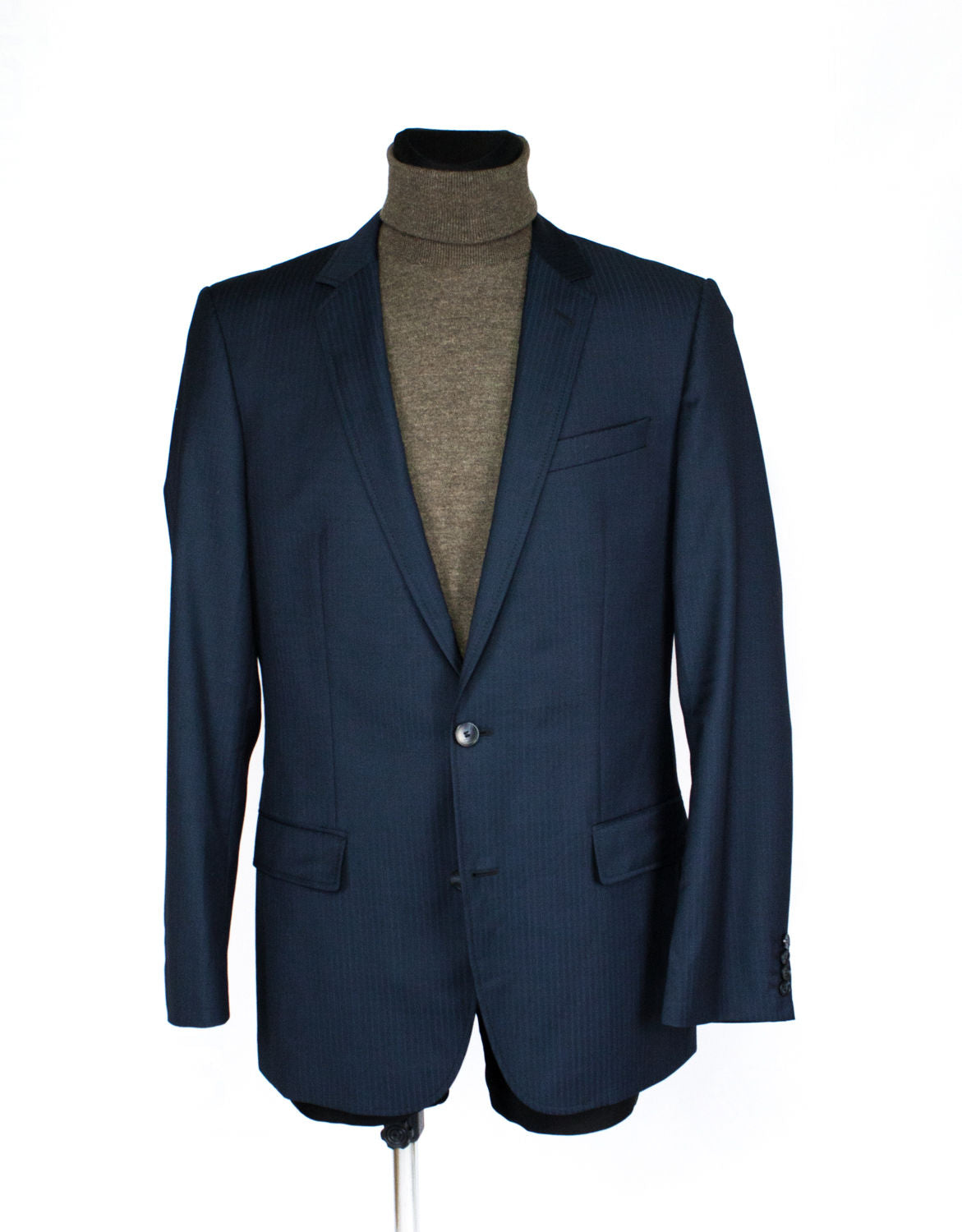 HUGO BOSS Red Label Blue Blazer, USA 40L/EUR 98 - secondfirst