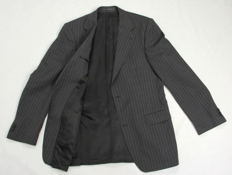New Zealand Merino Wool by Loro Piana Blazer Size US 40L/EU 98 - secondfirst