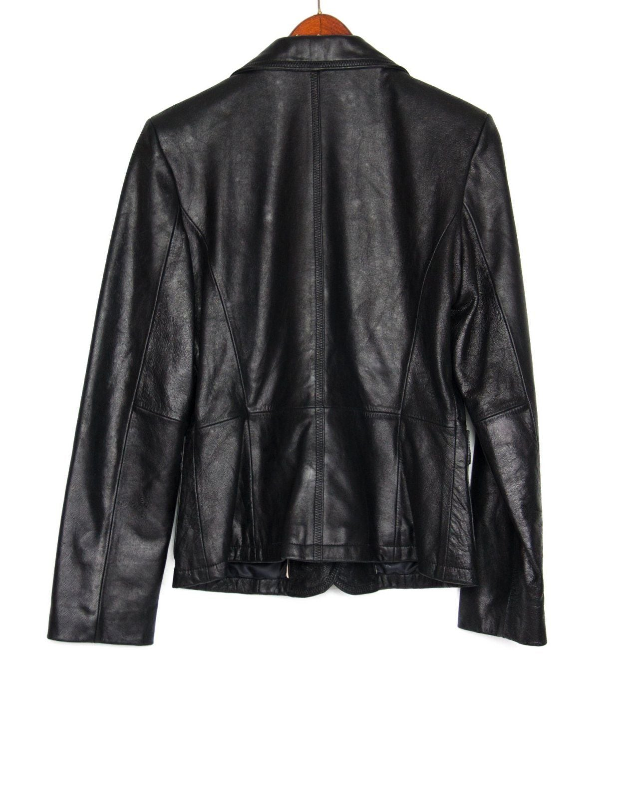 PETROFF Soft Leather Women's Jacket, S - secondfirst
