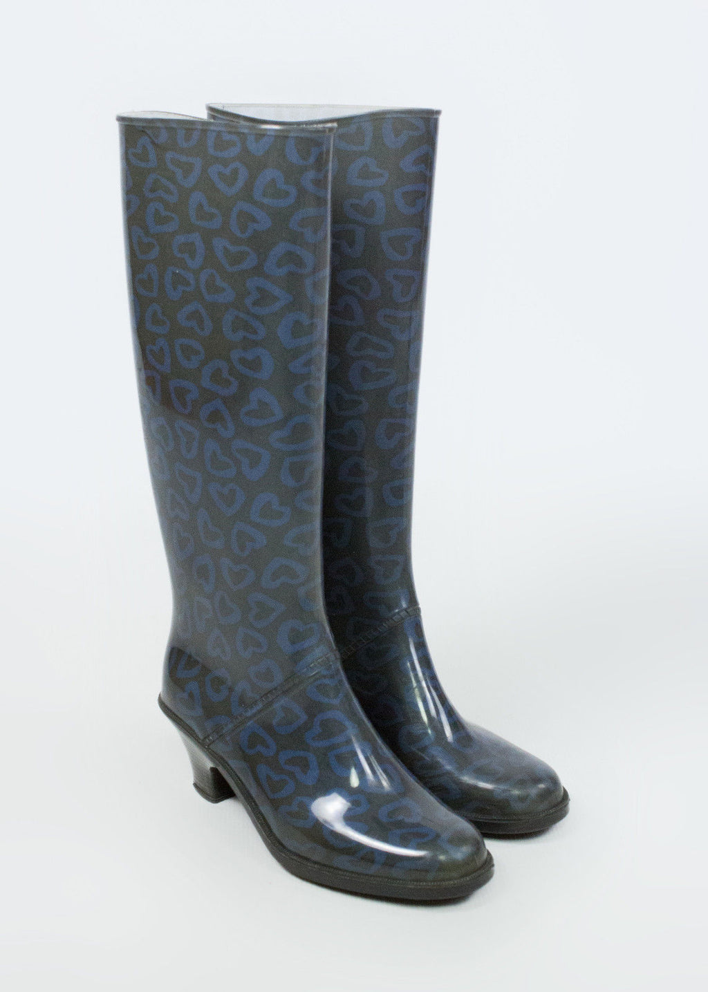 MARC by MARC JACOBS Rubber Rain Boots Wellies, EU 39; US 9; UK 6 - secondfirst