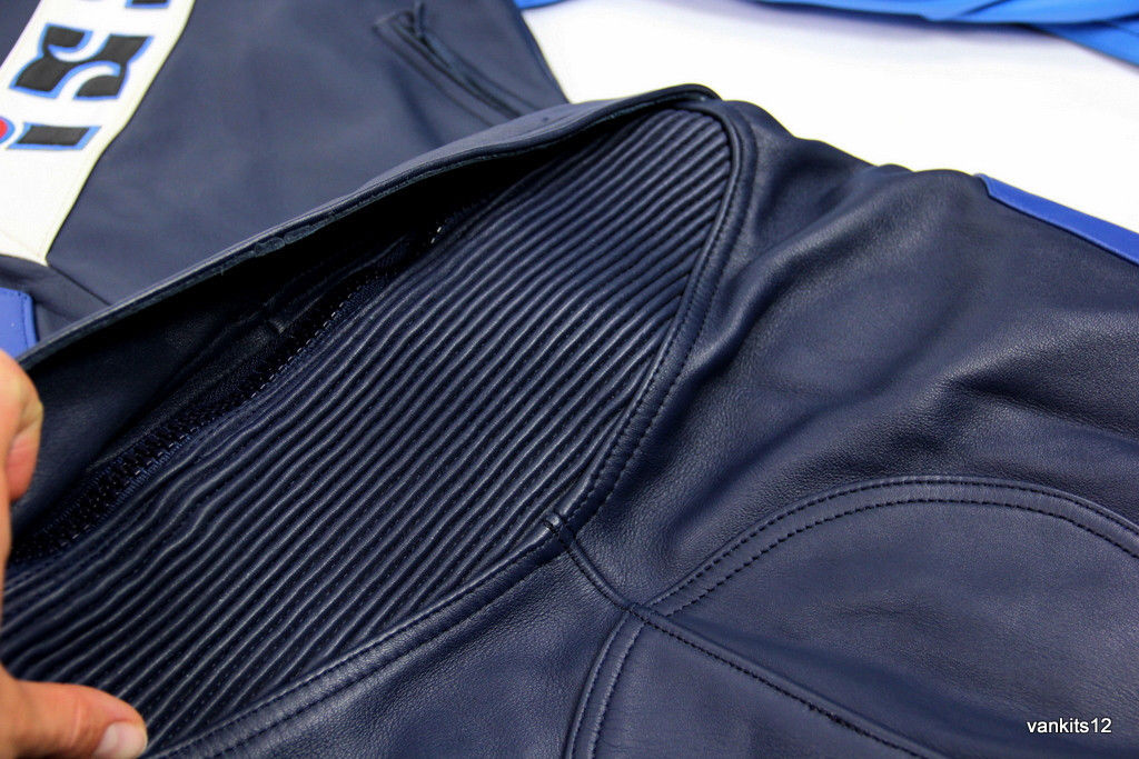 IXS Genuine Leather Motorcycle/Biker Suit SIZE S - secondfirst
