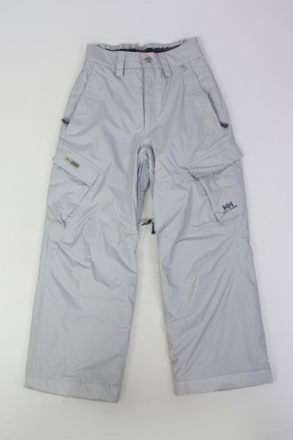 HELLY HANSEN Ski/Snowboard Pants, Light Gray Women XS - secondfirst