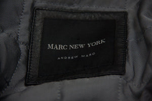 ANDREW MARC Butter Soft Lamb Leather Winter Jacket USA 44, EU 54 - secondfirst