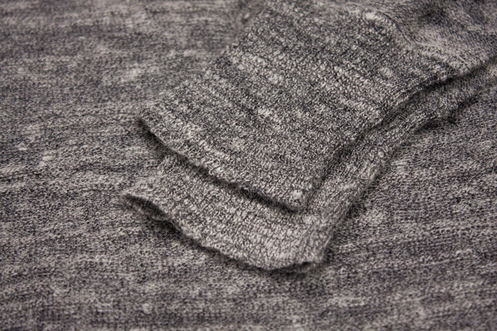 7 FOR ALL MANKIND Alpaca Crew Neck Thin Jumper, M - secondfirst