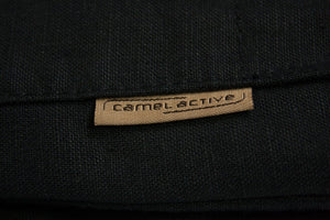 CAMEL ACTIVE Black Linen-Cotton Blazer/ Sport Coat, US 36/EUR 46 - secondfirst