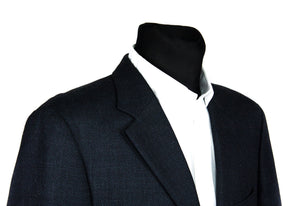 HUGO BOSS Wool & Silk Blazer, US 42 L/EU 102 - secondfirst