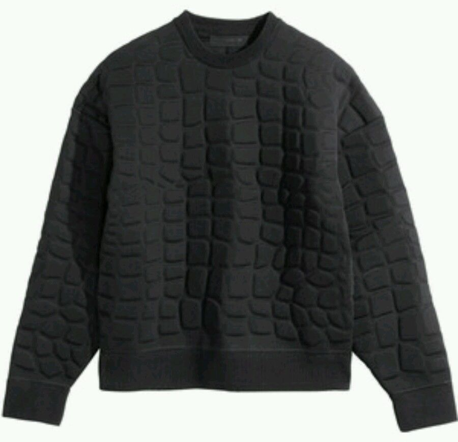 ALEXANDER WANG H&M Scuba Sweatshirt Jumper, M - second_first