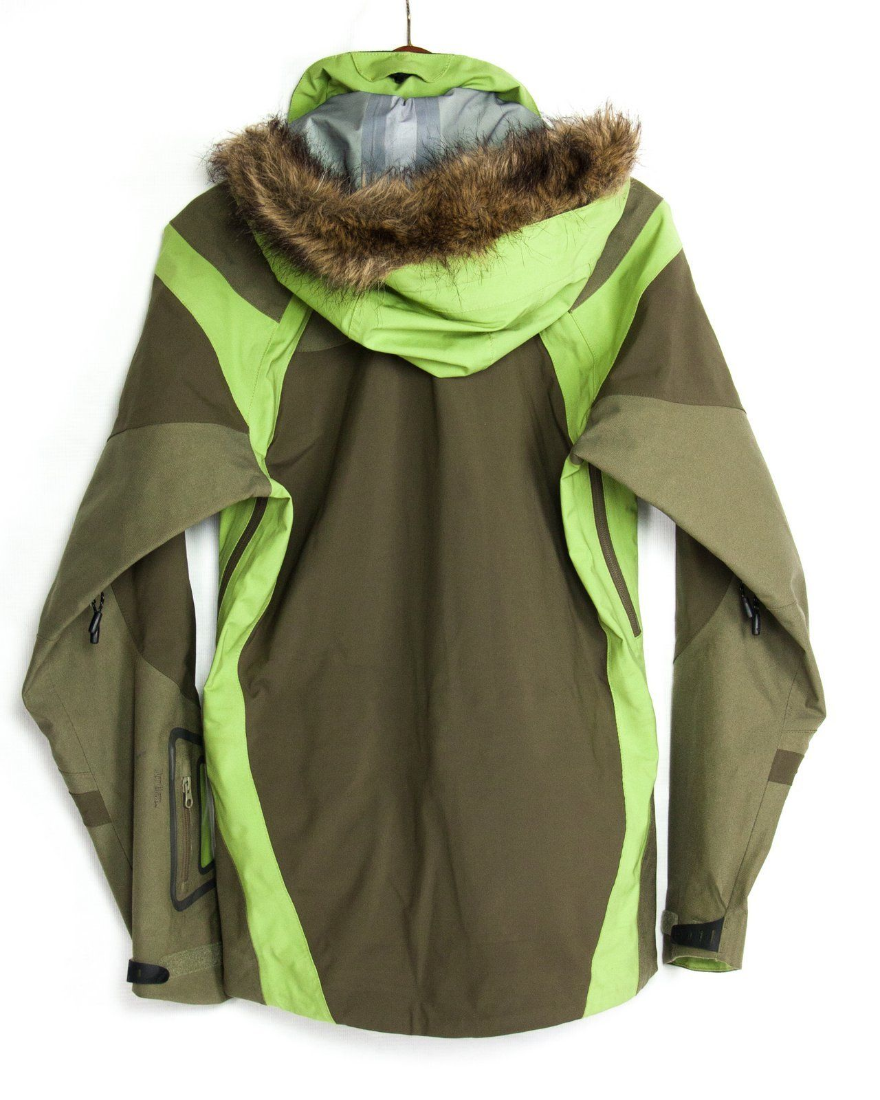 BERGANS OF NORWAY Dermizax Waterproof Shell Jacket SIZE S - secondfirst