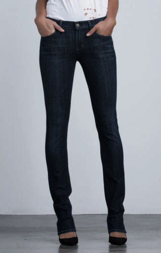 CITIZENS OF HUMANITY SLIM STRETCH JEANS, Size 24 - secondfirst