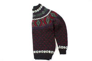 WOOLRICH Chunky Wool Sweater, L - secondfirst
