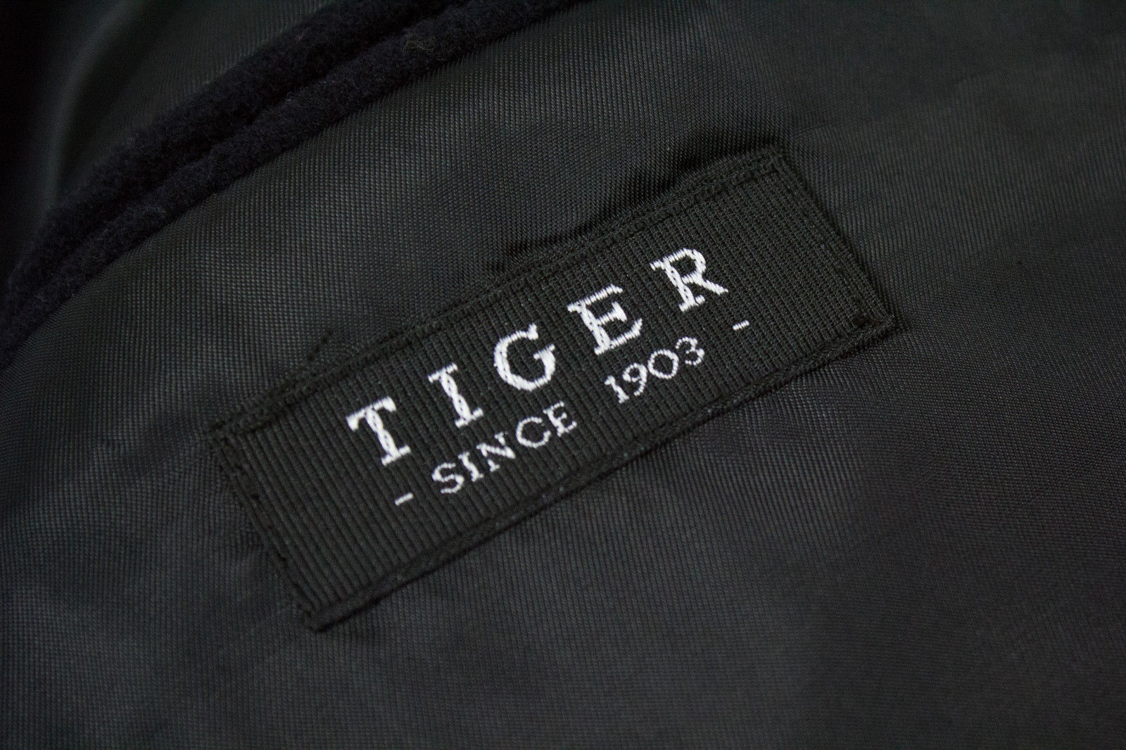 TIGER OF SWEDEN Cashmere-Wool Double Breasted Navy Coat, US 42 - secondfirst