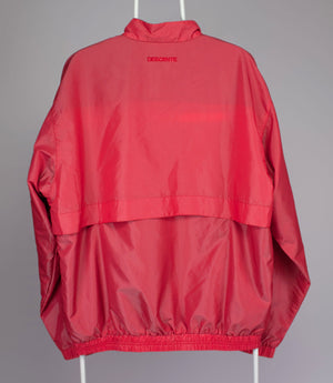 DESCENTE Water Repellent, Breathable Track Jacket, Size L - secondfirst