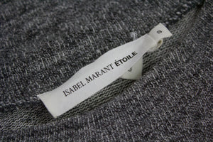 ISABEL MARANT Etoile Thin Cotton Jumper, S - secondfirst