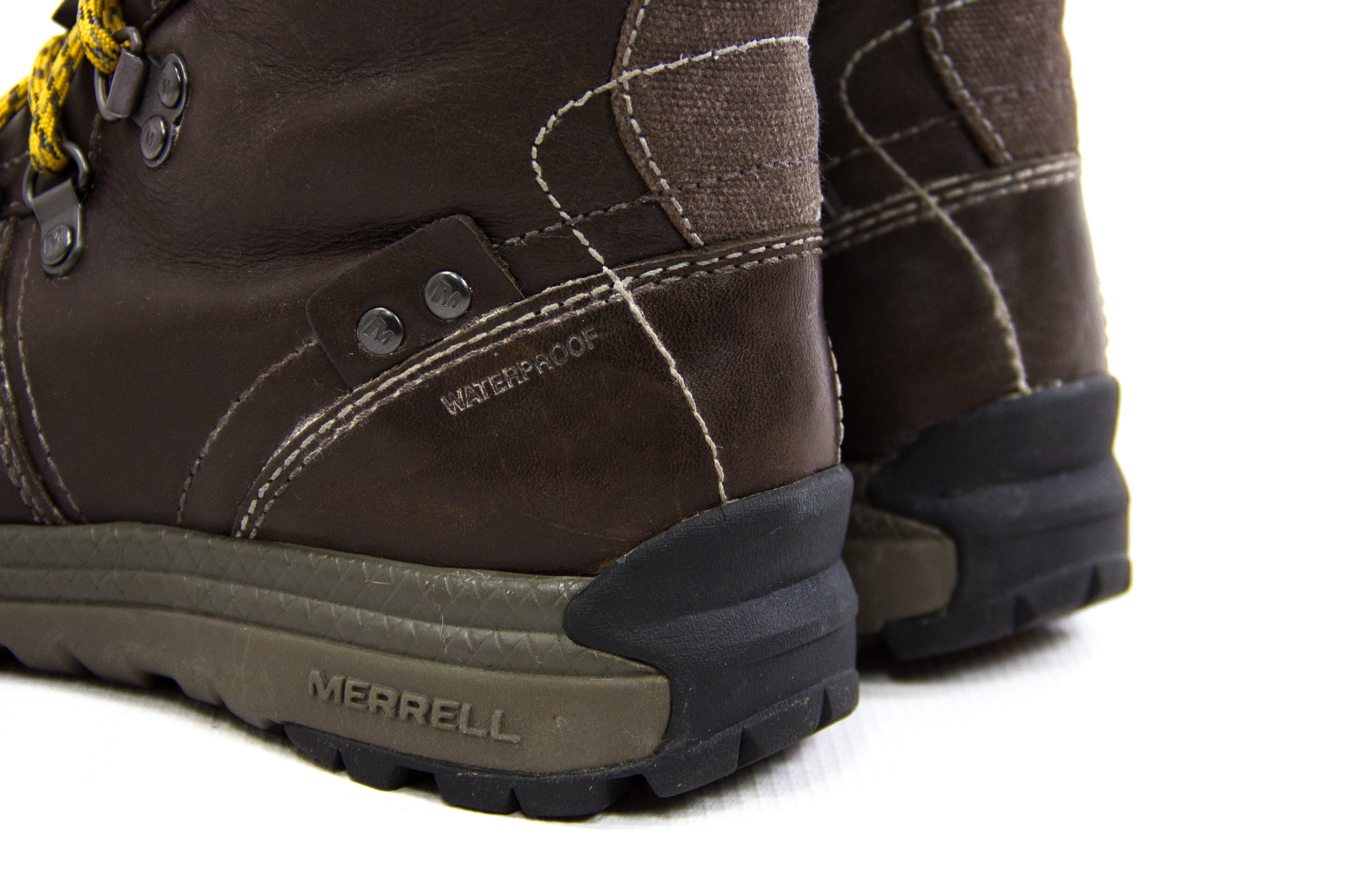 Merrell Natalya Waterproof Winter Hiking Boots US 7.5 - secondfirst