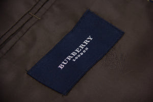 Burberry London Wool & Cashmere Blazer Jacket US 50R, EU 60 - secondfirst