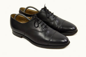 Crockett & Jones Bedford Captoe Oxford Shoes, SIZE US 9 - second_first