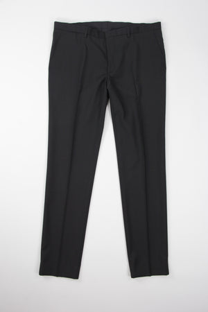 J. Lindeberg 100% Wool Black Pants SIZE US 36, EU 54